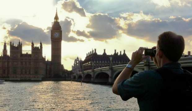 Photographing Big Ben