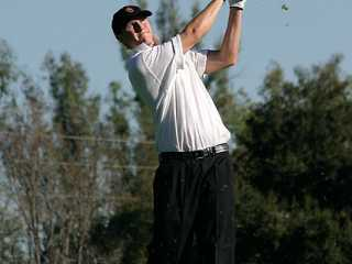 A USC golfer.