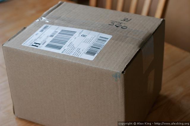 Yay, a box!