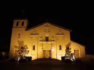 Mission Santa Clara.