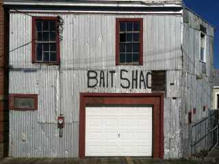 Bait Shack