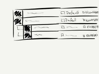 Accounts sketch