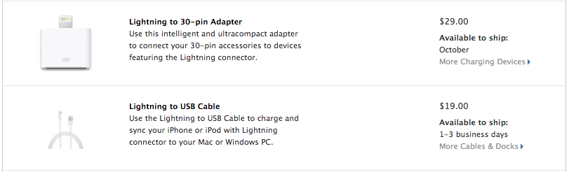 Adapter Pricing