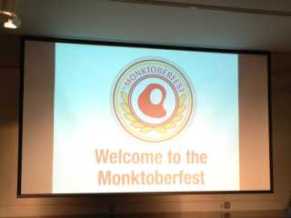 Welcome to the Monktoberfest