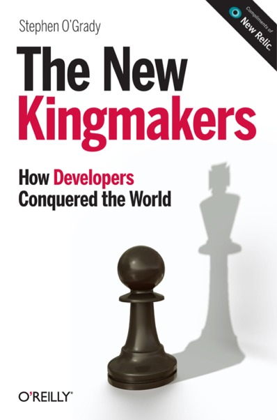 The New Kingmakers (book cover)