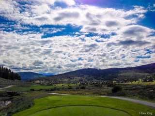 Clouds over Breckenridge