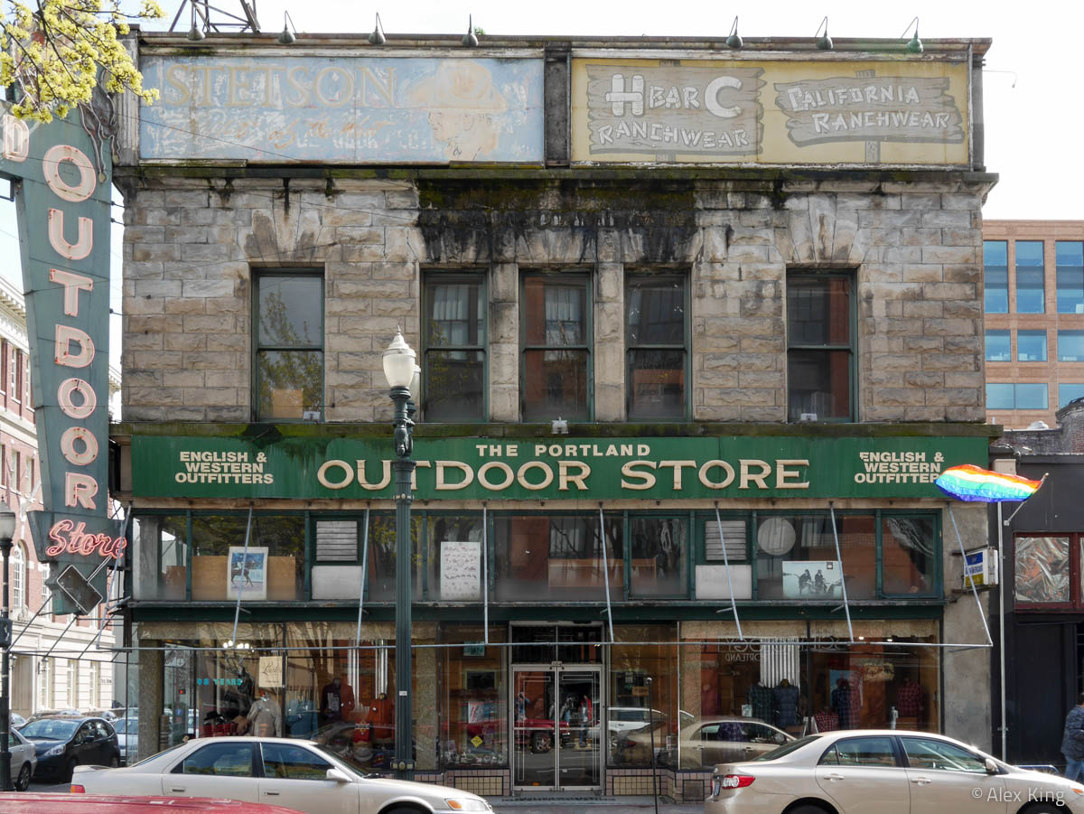 The Portland Outdoor Store
