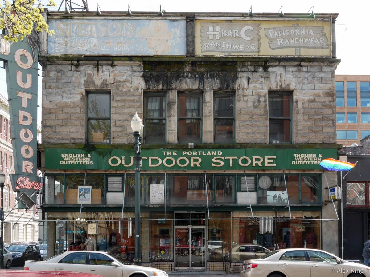 the portland outdoor store. Black Bedroom Furniture Sets. Home Design Ideas