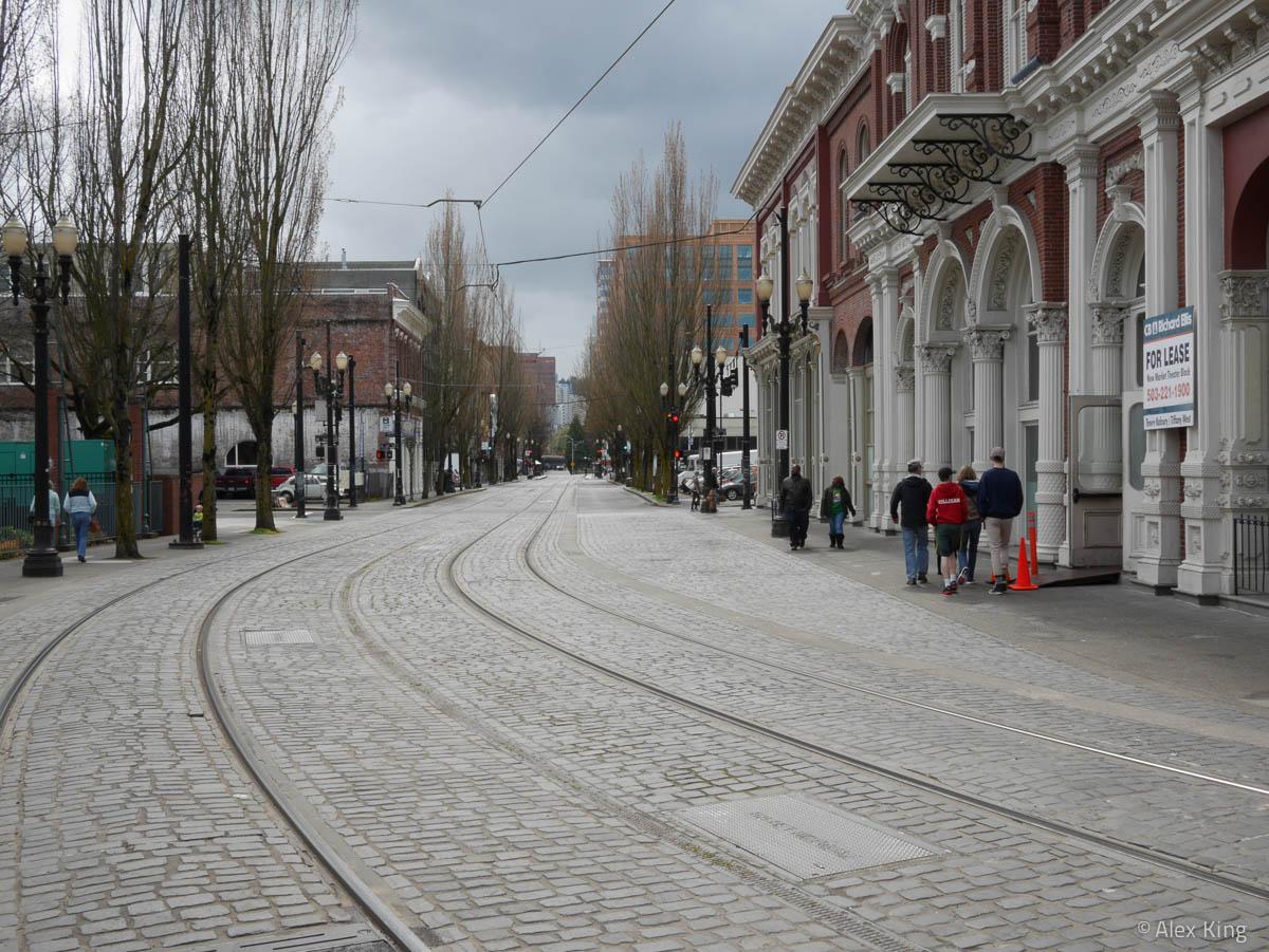Trolley Tracks