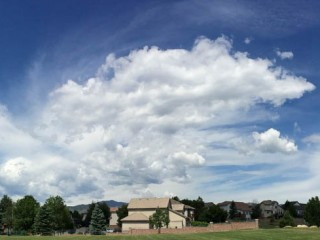 Awesome Clouds (panorama)