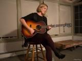 Liz Longley Performing