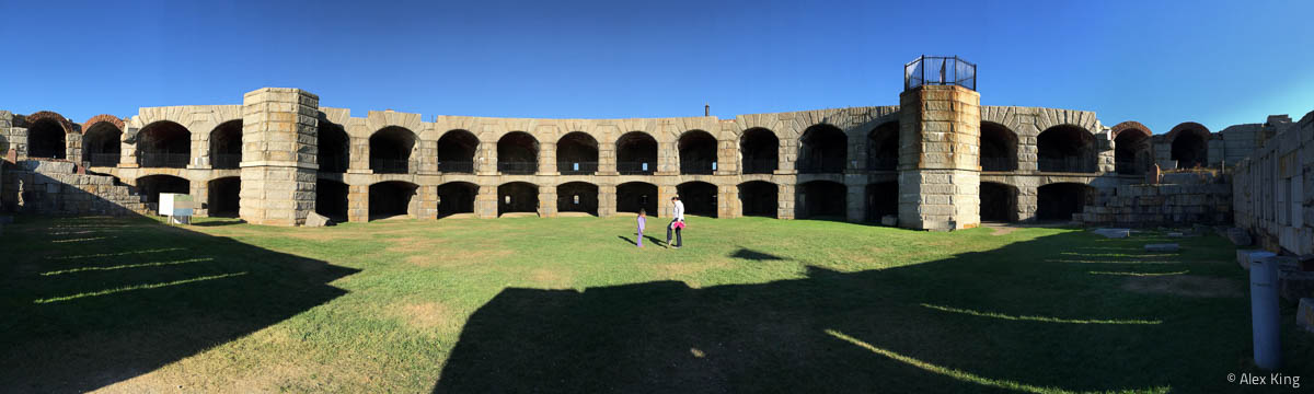 Perhaps the best panoramic shot I've ever taken