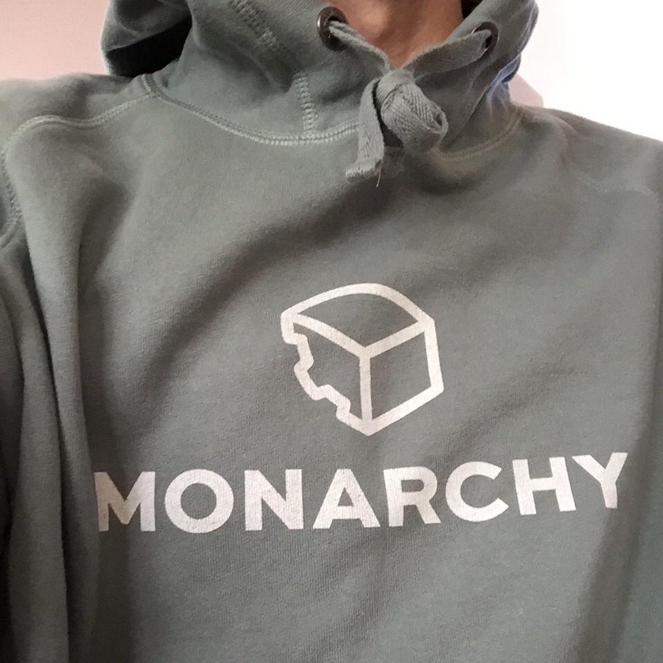 Monarchy hoodie