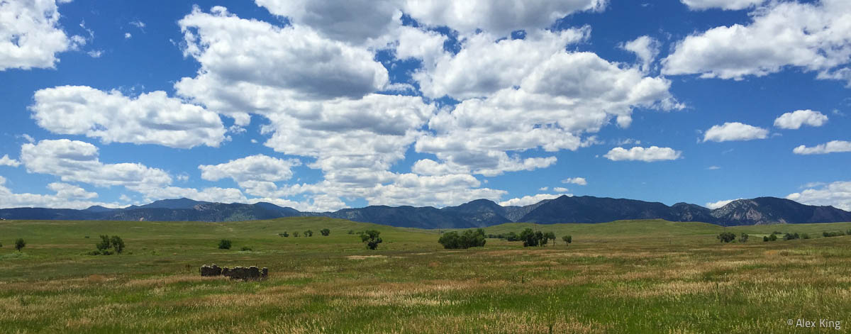 Foothills and Open Space